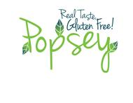 gluten free popsey  Logo - Entry #28