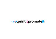 PrintItPromoteIt.com Logo - Entry #205