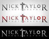 Nick Taylor Photography Logo - Entry #134