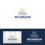 Reagan Wealth Management Logo - Entry #618