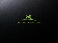 Go Dog Go galleries Logo - Entry #13