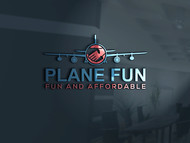 PlaneFun Logo - Entry #49