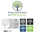 Sleep and Airway at WSG Dental Logo - Entry #496