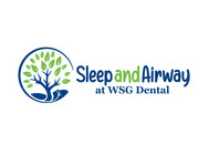 Sleep and Airway at WSG Dental Logo - Entry #569