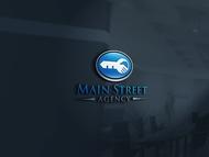 Main Street Agency Logo - Entry #24