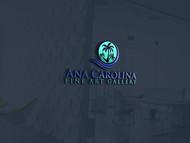 Ana Carolina Fine Art Gallery Logo - Entry #252