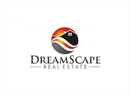 DreamScape Real Estate Logo - Entry #114