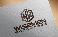 Wisemen Woodworks Logo - Entry #229