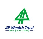 4P Wealth Trust Logo - Entry #278