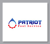Patriot Pool Service Logo - Entry #182