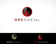 One Oak Inc. Logo - Entry #12
