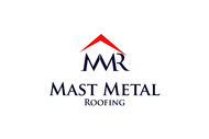 Mast Metal Roofing Logo - Entry #111
