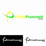 PrintItPromoteIt.com Logo - Entry #117