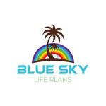 Blue Sky Life Plans Logo - Entry #370