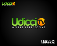 Udicci.tv Logo - Entry #144