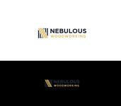 Nebulous Woodworking Logo - Entry #183