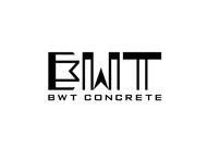 BWT Concrete Logo - Entry #386