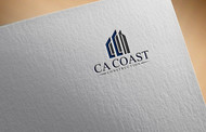 CA Coast Construction Logo - Entry #67
