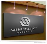 S&S Management Group LLC Logo - Entry #8