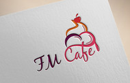 FM Cafe Logo - Entry #115