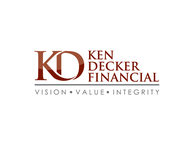 Ken Decker Financial Logo - Entry #158