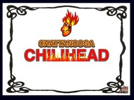 Chattanooga Chilihead Logo - Entry #115
