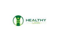 Healthy Livin Logo - Entry #638
