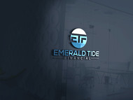 Emerald Tide Financial Logo - Entry #220