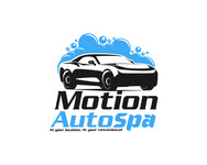 Motion AutoSpa Logo - Entry #228