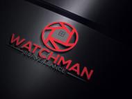 Watchman Surveillance Logo - Entry #212