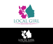 Local Girl Aesthetics Logo - Entry #139
