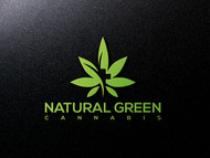 Natural Green Cannabis Logo - Entry #61