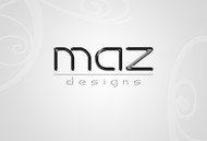 Maz Designs Logo - Entry #178