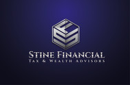 Stine Financial Logo - Entry #100