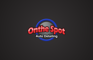 On the Spot Auto Detailing Logo - Entry #61