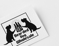 Bearded Dog Wholesale Logo - Entry #127