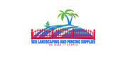 South East Qld Landscaping and Fencing Supplies Logo - Entry #8