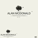 Alan McDonald - Photographer Logo - Entry #147