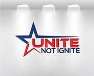 Unite not Ignite Logo - Entry #211