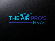 The Air Pro's  Logo - Entry #94