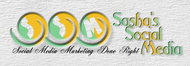 Sasha's Social Media Logo - Entry #90