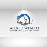 ALLRED WEALTH MANAGEMENT Logo - Entry #956
