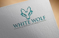 White Wolf Consulting (optional LLC) Logo - Entry #421
