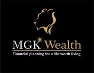MGK Wealth Logo - Entry #424