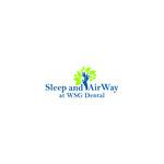 Sleep and Airway at WSG Dental Logo - Entry #365
