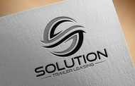 Solution Trailer Leasing Logo - Entry #156