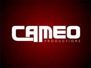 CAMEO PRODUCTIONS Logo - Entry #98