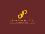 J. Pink Associates, Inc., Financial Advisors Logo - Entry #48