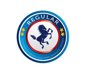 Regulator Thouroughbreds and Performance Horses  Logo - Entry #57