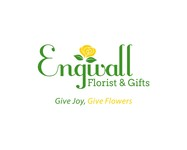 Engwall Florist & Gifts Logo - Entry #194